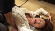 Asian cuties get their pussies fucked and their mouths filled with cum