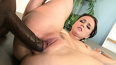 Amazing vaginal and anal cream-pies with gorgeous gold-diggers