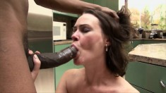 Big Cock Loving Milf Whores In Interracial Xxx Action