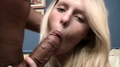 Big Breasted Blonde Mom Combining Cocks And Toys