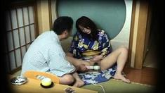 Amateur Asian Couple Reality
