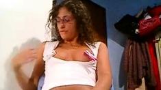 se masturba delante de la webcam