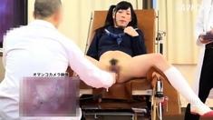 Shiori Usami Randy Japanese Teen Fingered